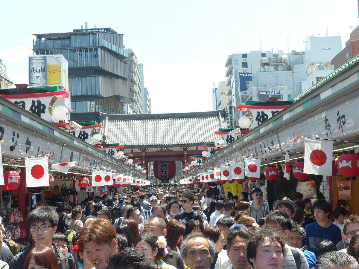Tokyo, lost in translation...