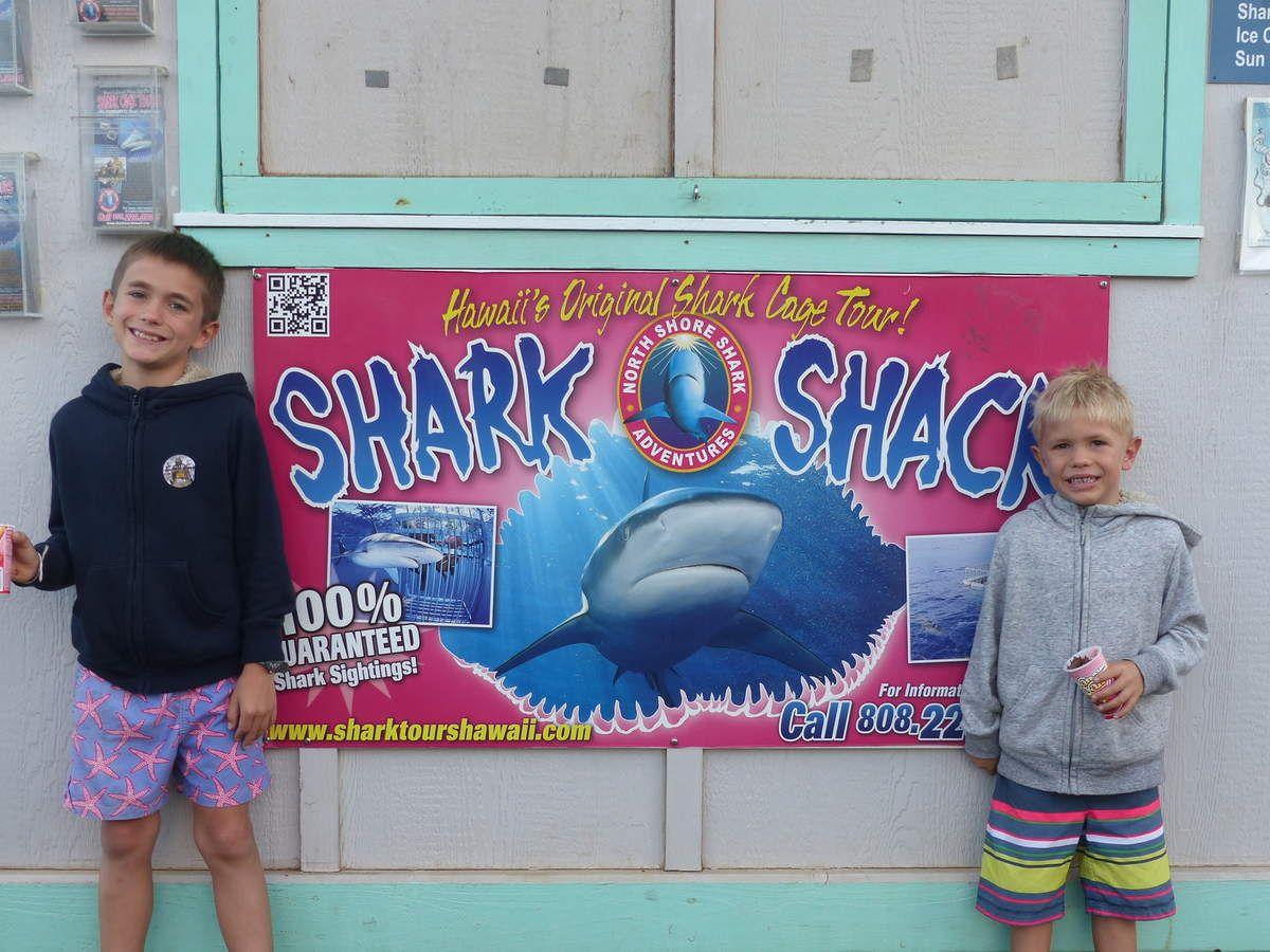 Oahu: surf et farniente...
