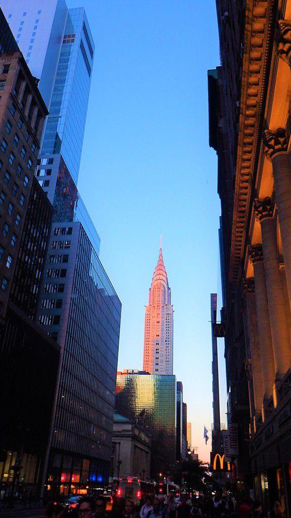 New York: 10j à Manhattan...