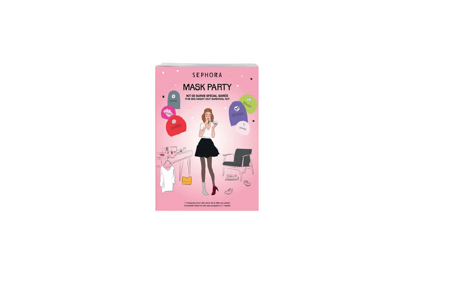 Mask party Sephora 24,95€