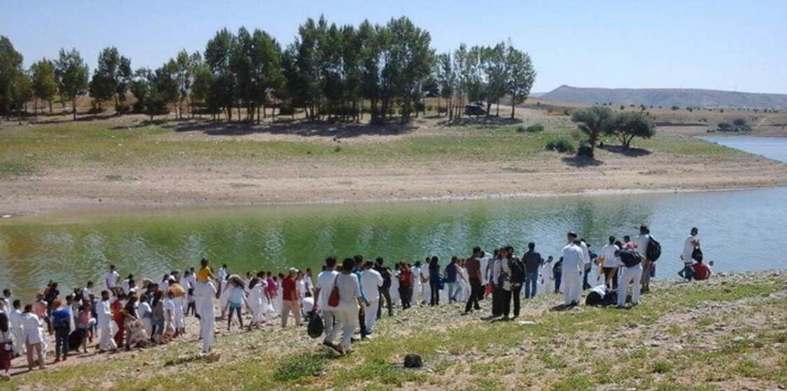 service de baptêmes en Iran
