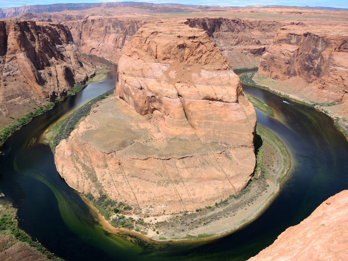 Horseshoe Bend &amp&#x3B; Lower Antelope Canyon