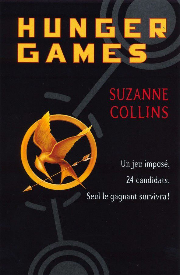 Hunger Games, Tome 1 - Suzanne Collins