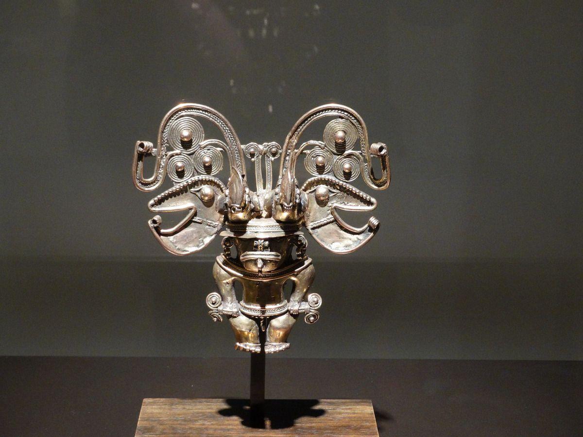 Musée du Louvre - Arts d'Afrique, d'Asie, d'Océanie et des Amériques