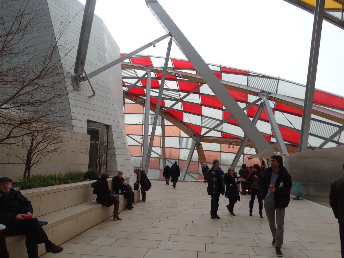 Paris – Fondation Louis Vuitton