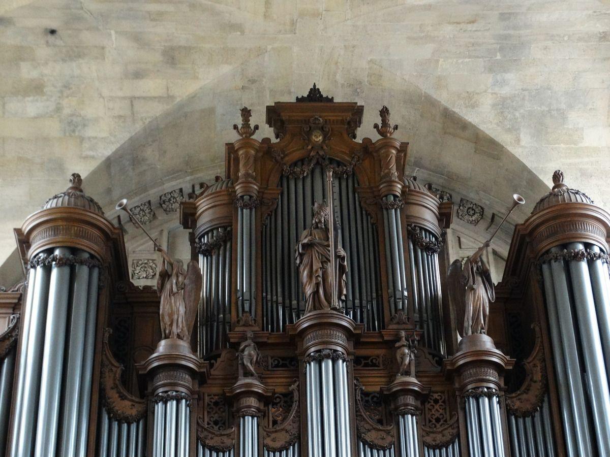 Paris - 3ème arrondissement - Eglise Sainte-Élisabeth-de-Hongrie