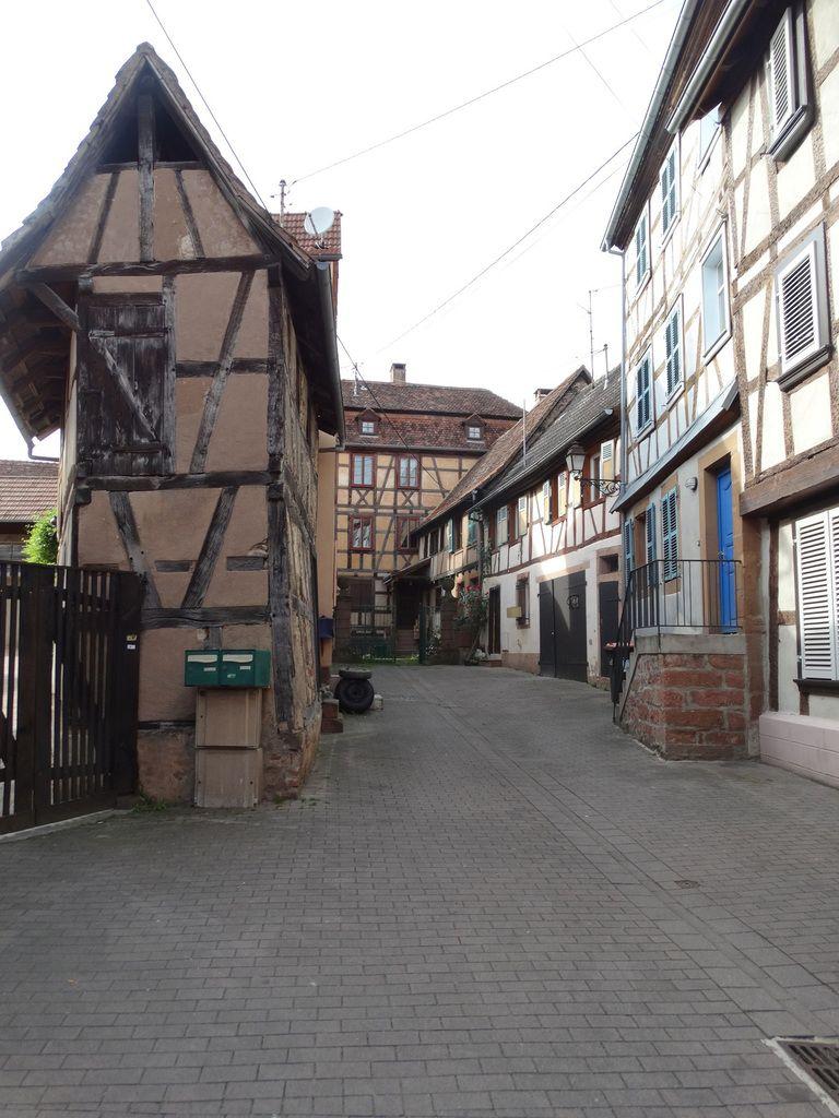 Bouxwiller – Bas-Rhin - Alsace
