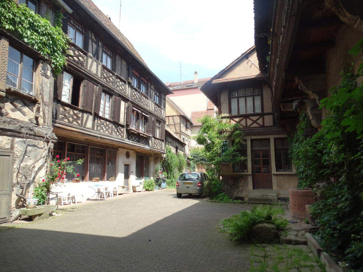 Obernai – Bas-Rhin – Alsace