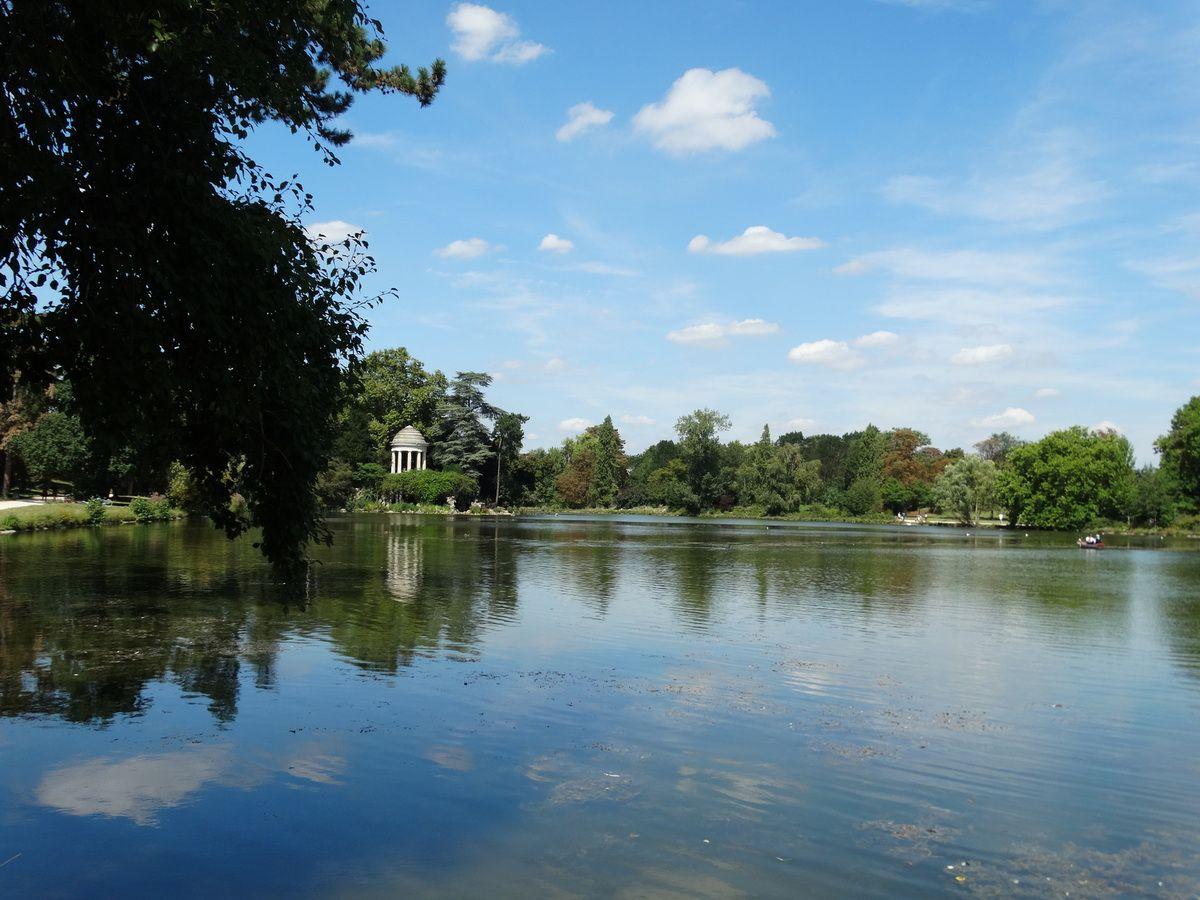 Paris, Bois de Vincennes - Lac Daumesnil. (2ème partie)