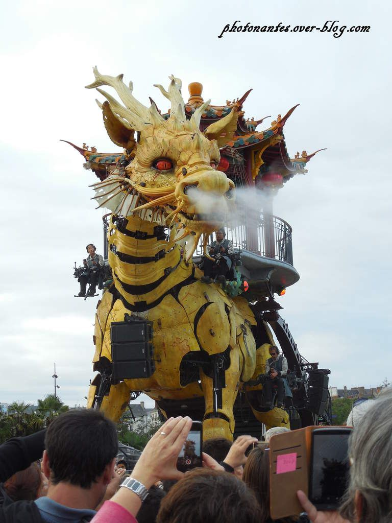 Long-Ma le cheval dragon