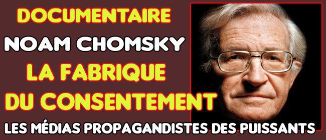 [Documentaire] Chomsky - La fabrique du consentement