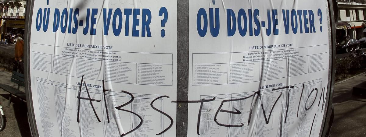 [Municipales 2014] A 37,87% au second tour, le record d'abstention confirmé