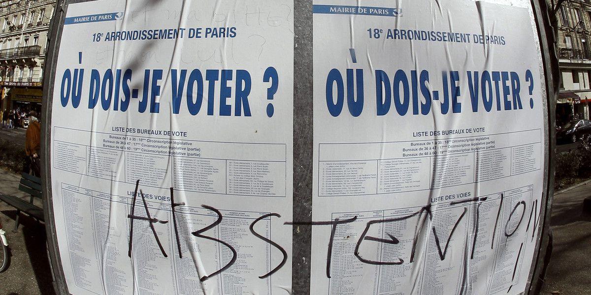 [Elections] De nouvelles règles d'inscription, outil anti-abstention ?