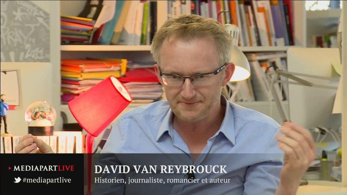 [Démocratie et Elections] D. Van Reybrouck interviewé par Mediapart