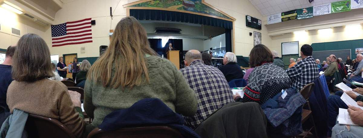 [Etats-Unis] Les Town meetings du Vermont
