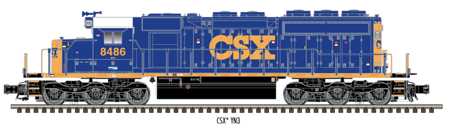Les SD40 ATLAS du catalogue 2016 Vol. 2 disponibles en précommande