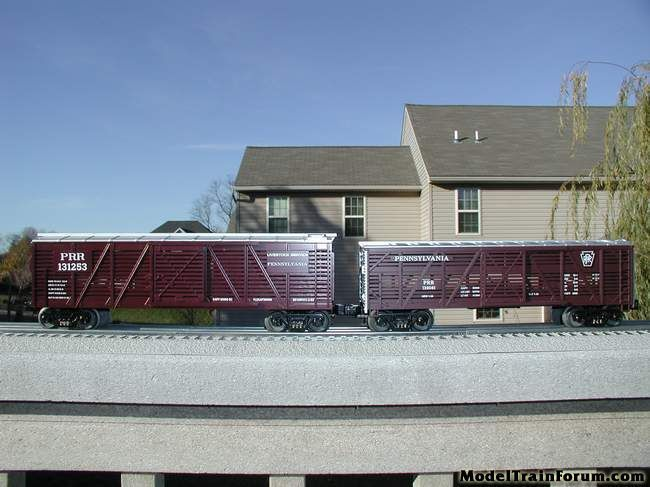 MTH Railking v. MTH Rugged Rails