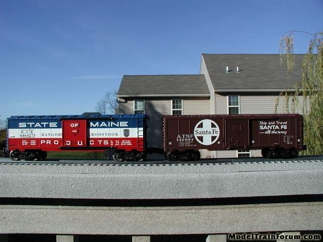 Lionel Traditional v. Atlas Industrial Rail