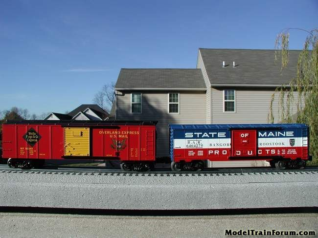 MTH Railking v. Lionel Traditional