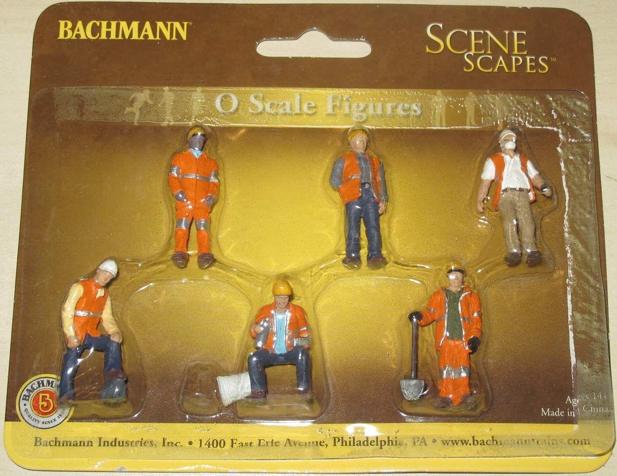 Les figurines échelle O