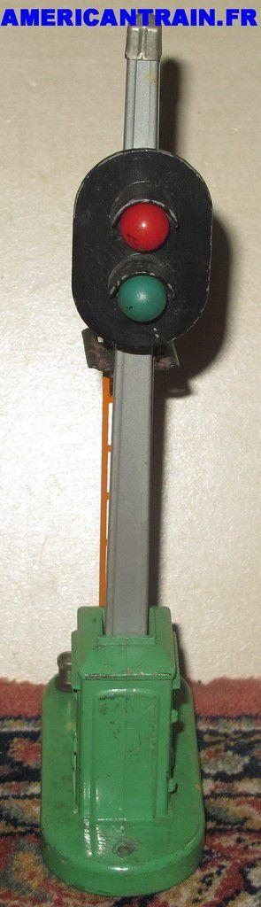 Automatic Block Signal 153 échelle O Lionel 02