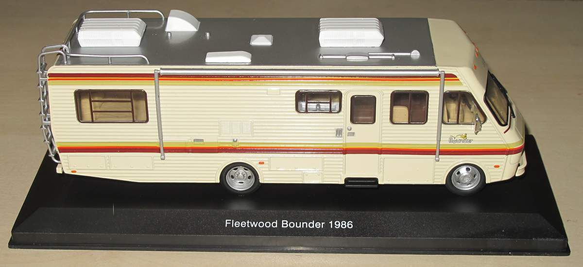 Le Camping-Car Fleetwood Bounder