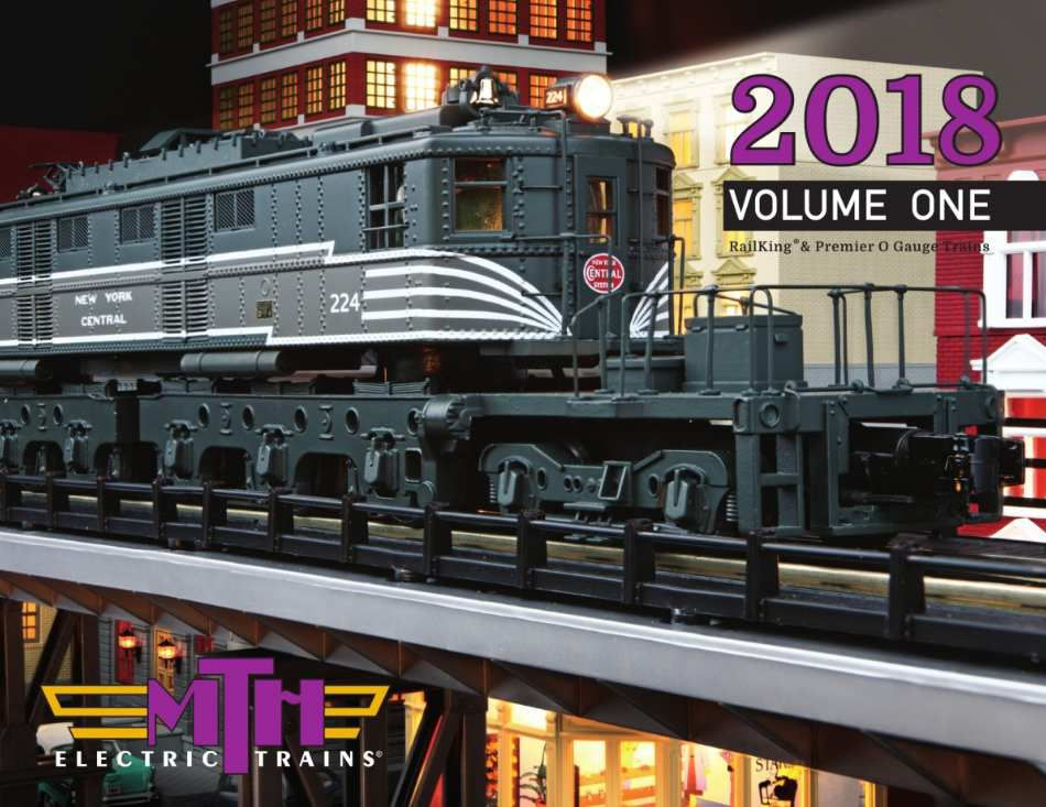 Catalogue MTH 2018 Volume 1 disponible