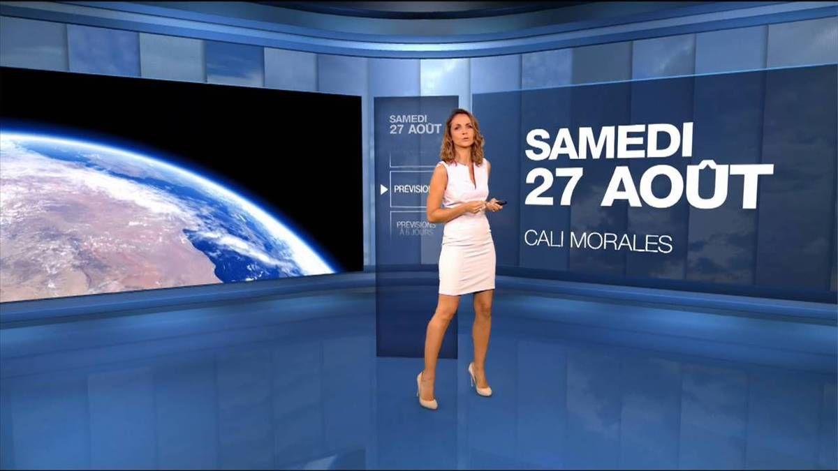 Cali Morales Météo M6 27.08.2016