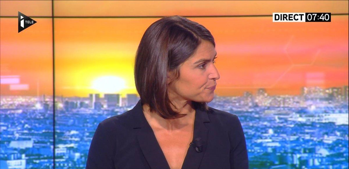 Sonia Chironi La Matinale Week-end Itélé 03.09.2016
