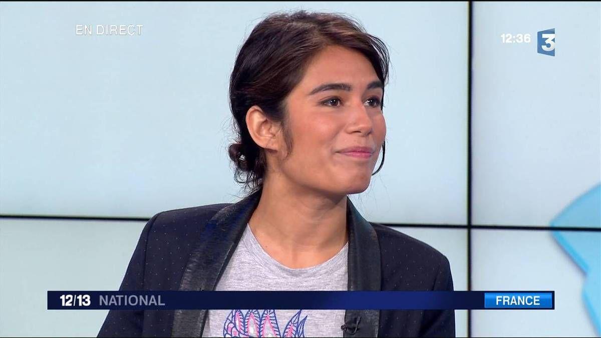 Emilie Tran Nguyen 12/13 France 3 le 05.09.2016