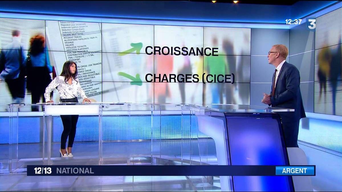 Emilie Tran Nguyen 12/13 France 3 le 06.09.2016