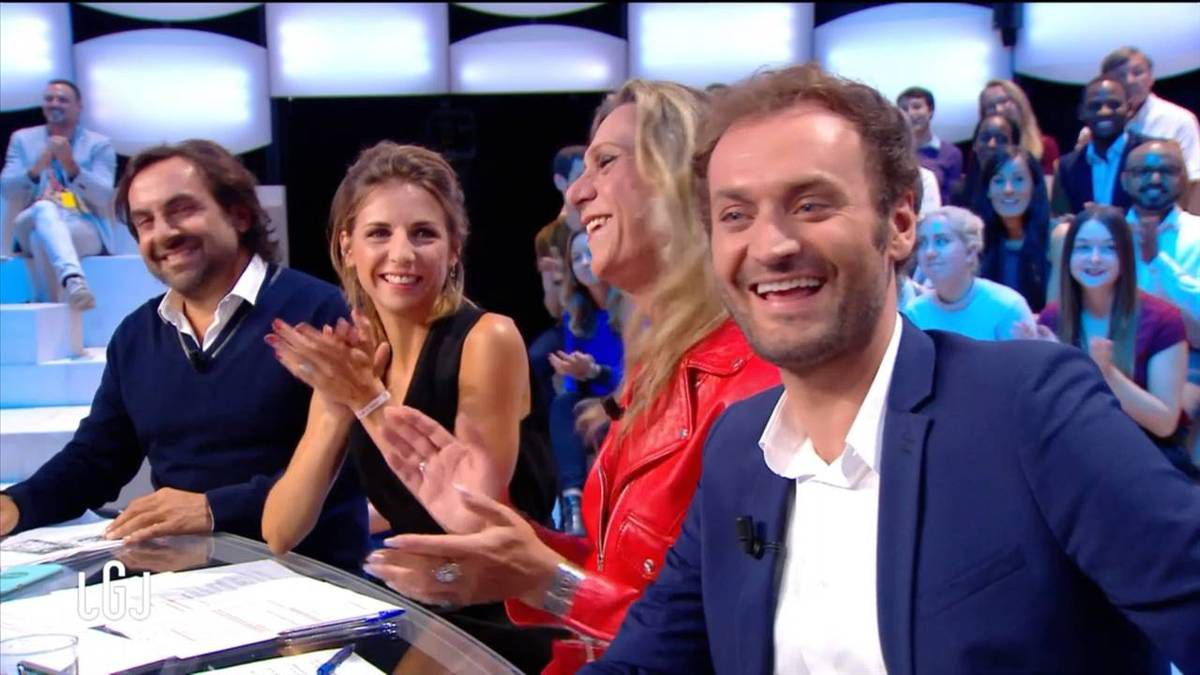 Alice Darfeuille Le Grand Journal Canal + le 06.09.2016