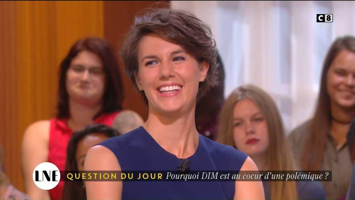 Emilie Besse La Nouvelle Edition C8 le 07.09.2016