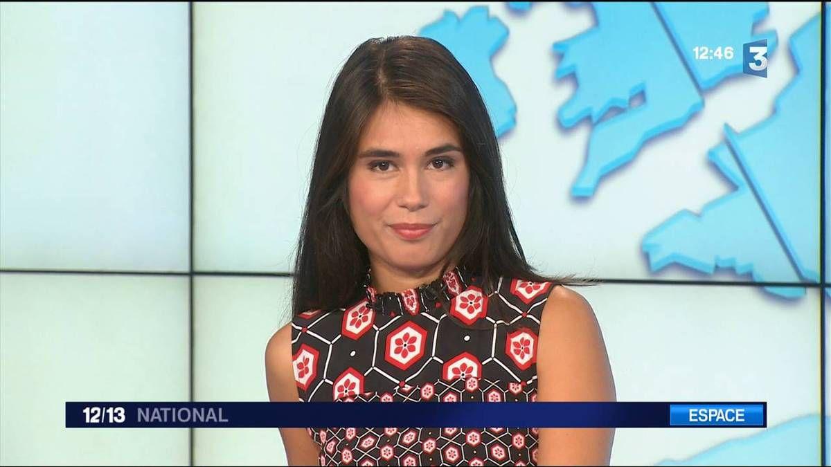 Emilie Tran Nguyen 12/13 France 3 le 07.09.2016