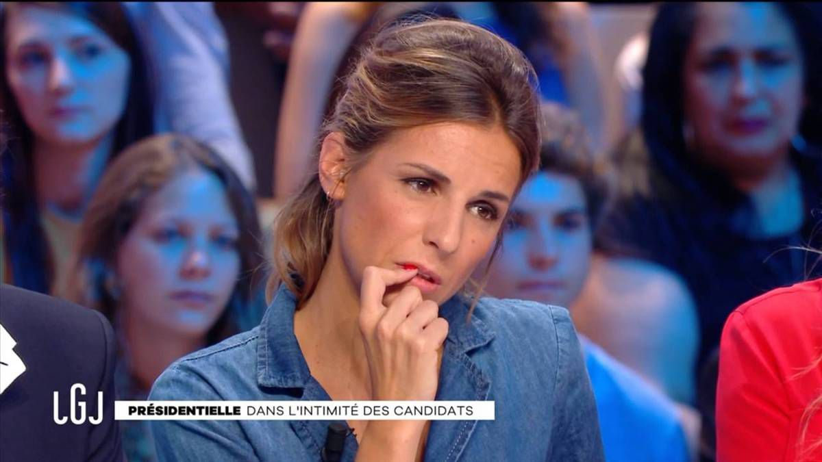Alice Darfeuille Le Grand Journal Canal + le 09.09.2016