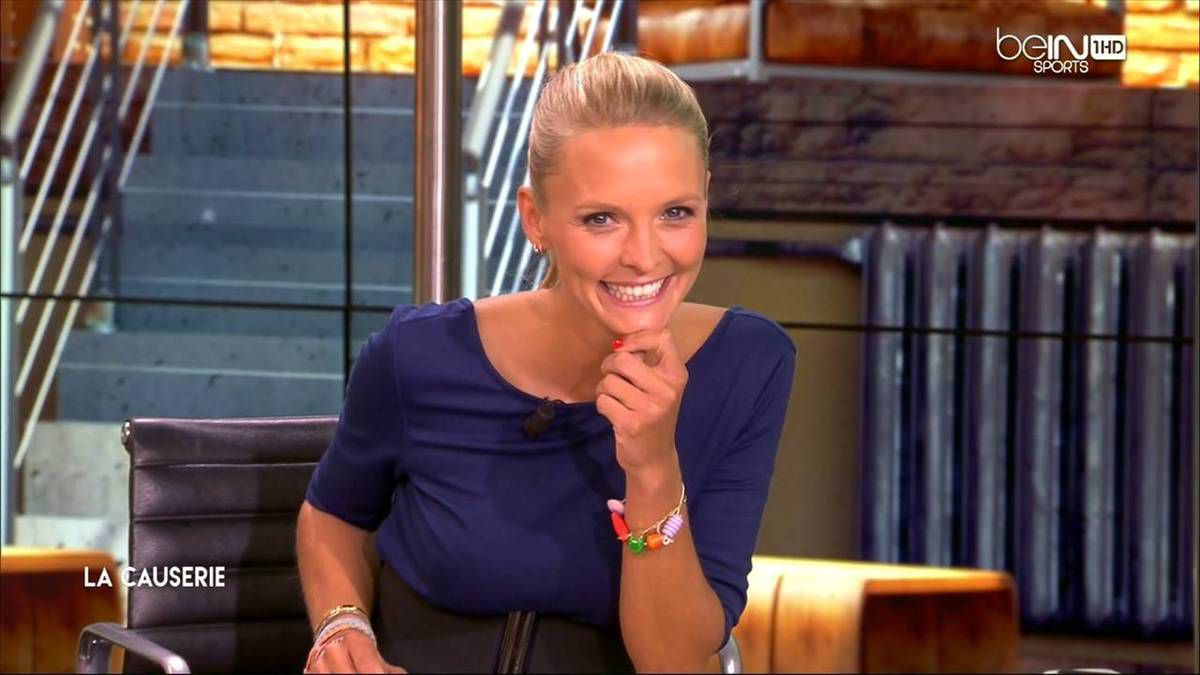 Mariella Tiemann La Causerie BeIN Sports le 10.09.2016