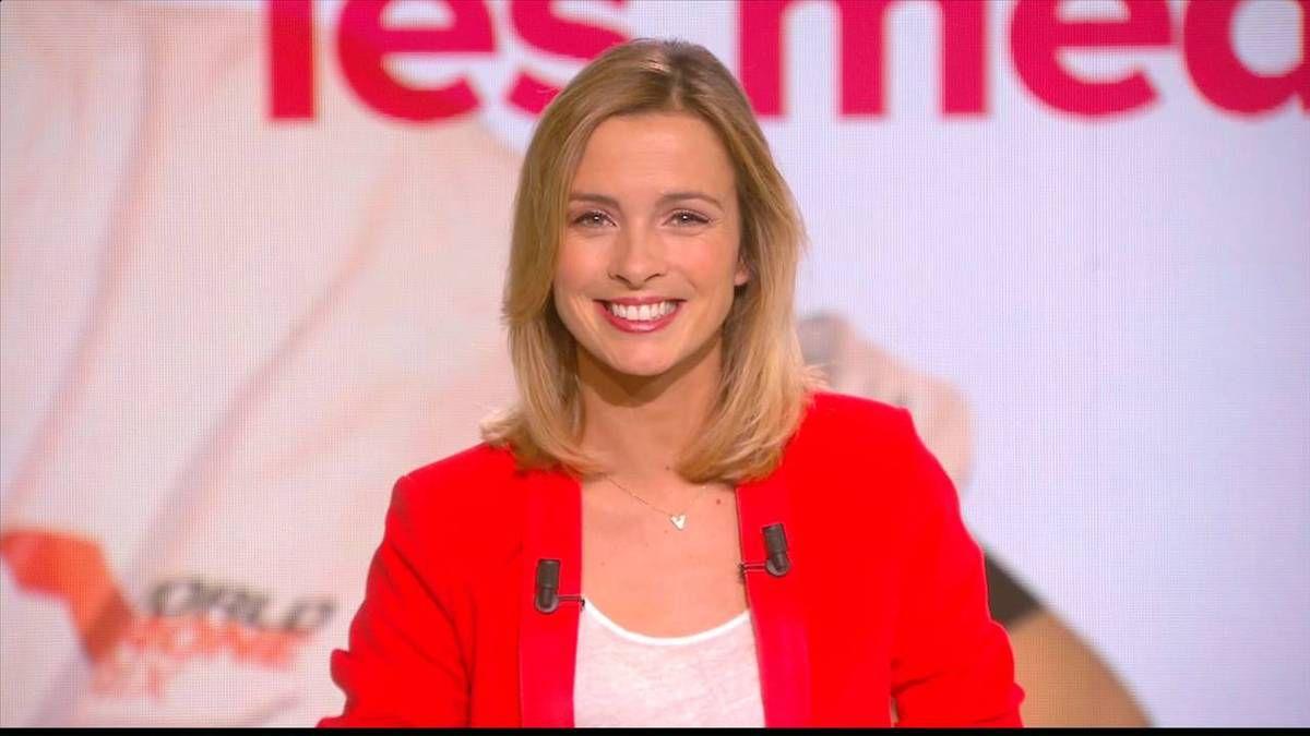 Isabelle Ithurburu Le Tube Canal+ le 10.09.2016