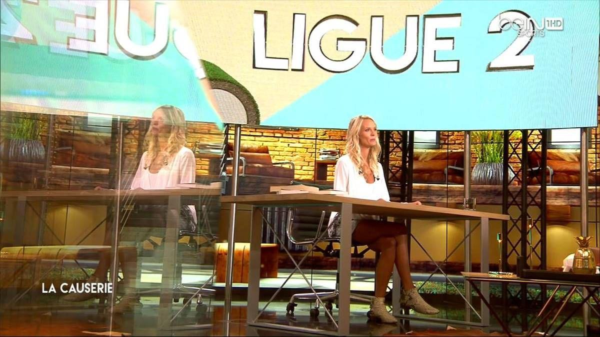 Mariella Tiemann La Causerie BeIN Sports le 11.09.2016