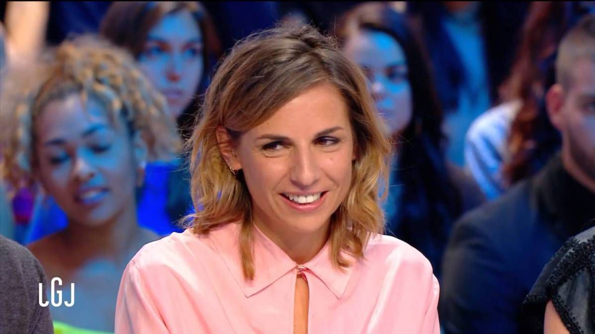 Alice Darfeuille Le Grand Journal Canal + le 14.09.2016