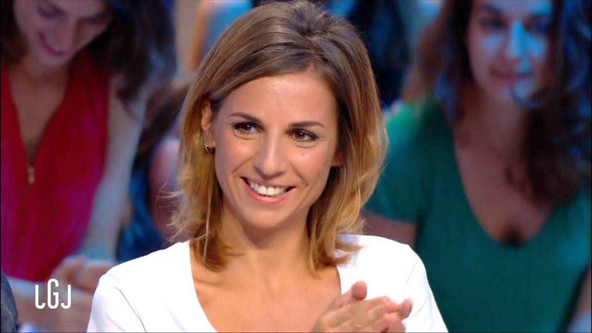 Alice Darfeuille Le Grand Journal Canal + le 15.09.2016