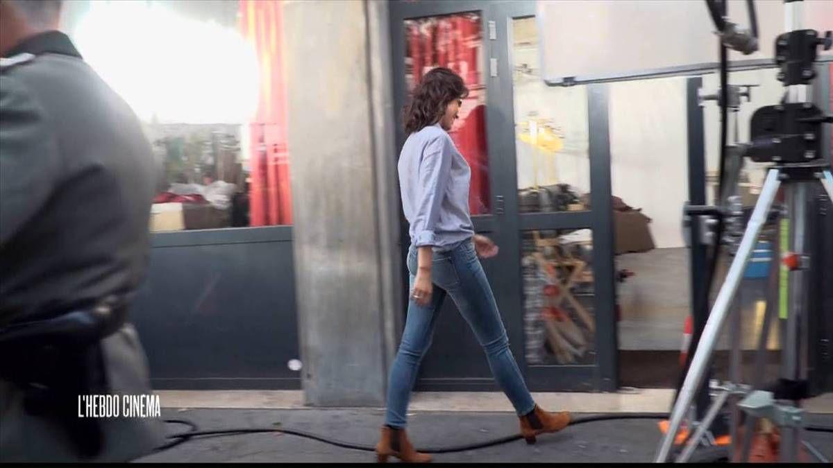 Laurie Cholewa L'Hebdo Cinéma Canal + le 17.09.2016
