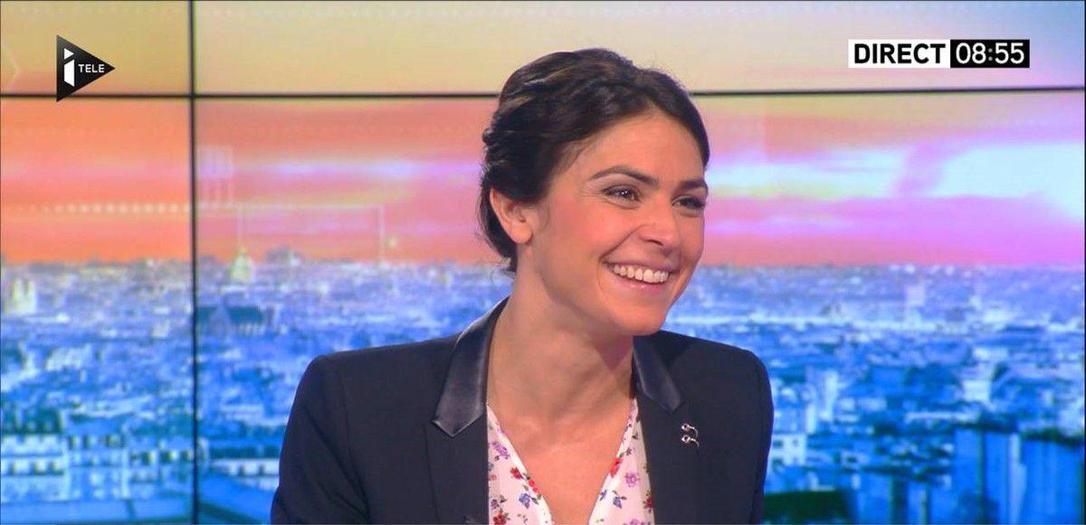 Sonia Chironi La Matinale Week-end Itélé 17.09.2016
