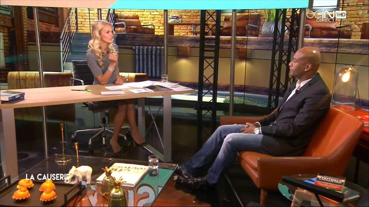 Mariella Tiemann La Causerie BeIN Sports le 17.09.2016