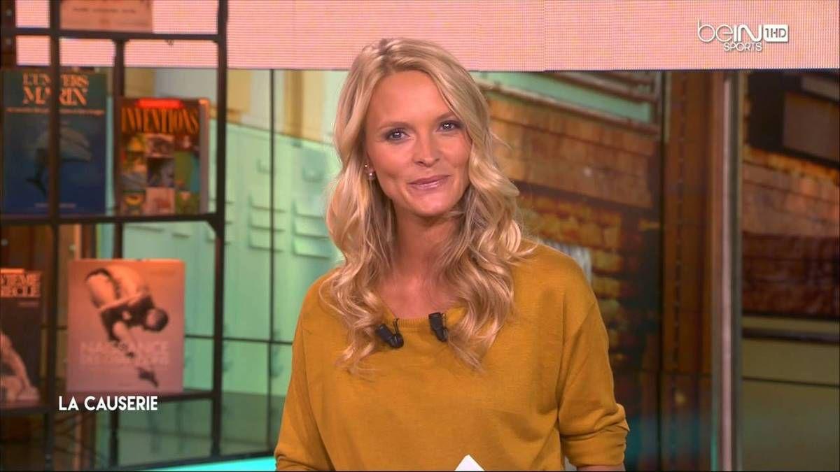 Mariella Tiemann La Causerie BeIN Sports le 18.09.2016