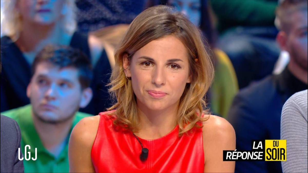 Alice Darfeuille Le Grand Journal Canal + le 20.09.2016