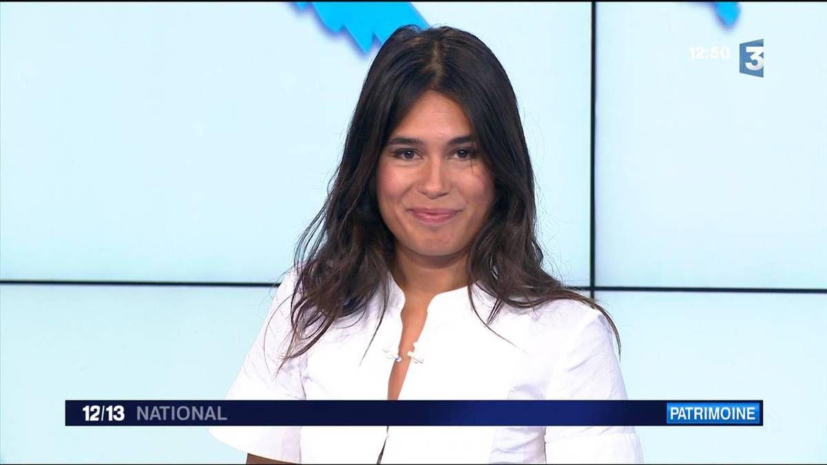 Emilie Tran Nguyen 12/13 France 3 le 21.09.2016