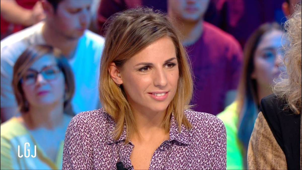 Alice Darfeuille Le Grand Journal Canal + le 21.09.2016