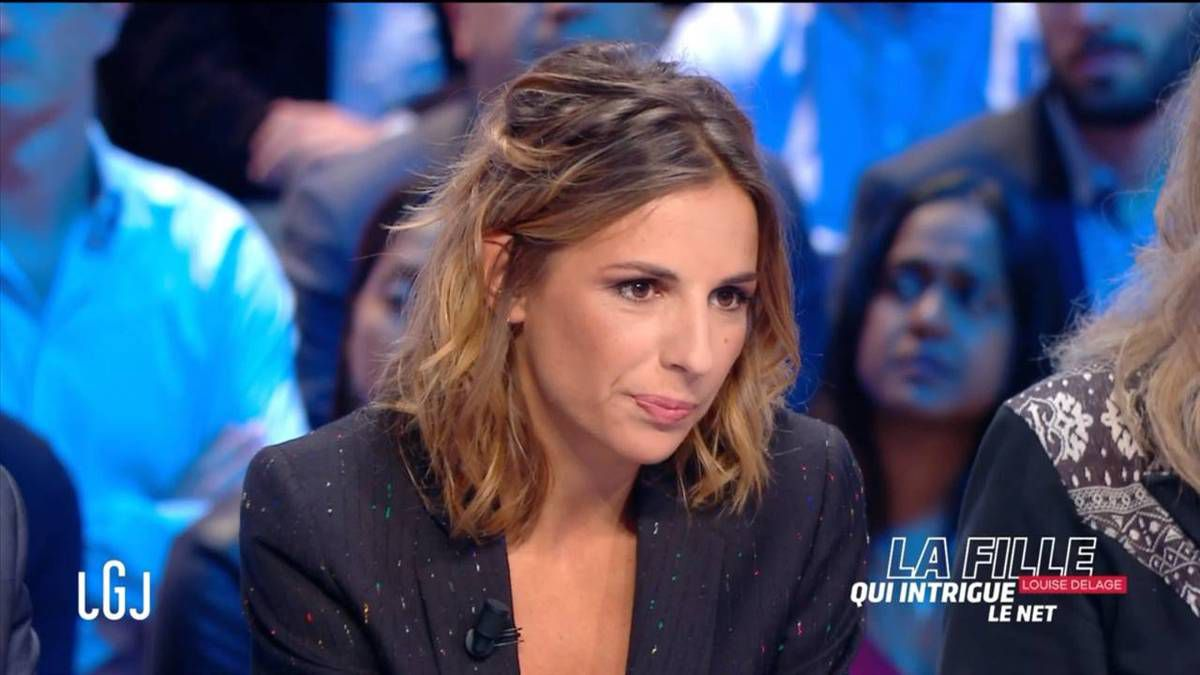 Alice Darfeuille Le Grand Journal Canal + le 22.09.2016