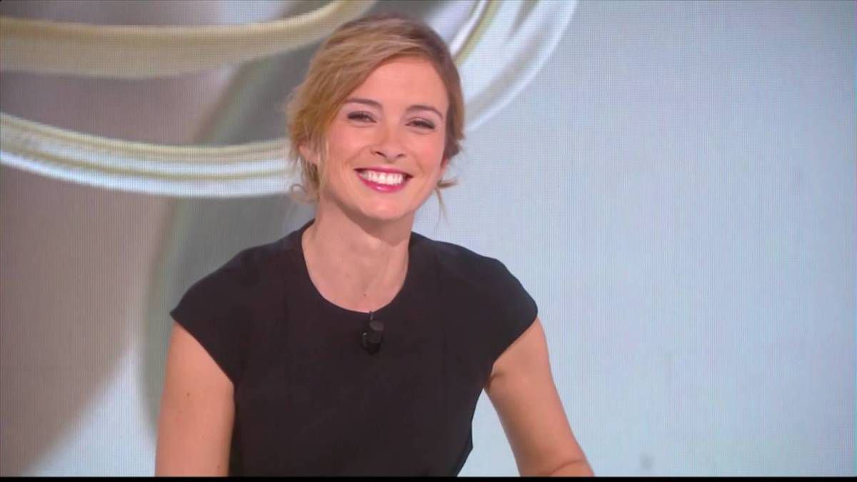 Isabelle Ithurburu Le Tube Canal+ le 24.09.2016