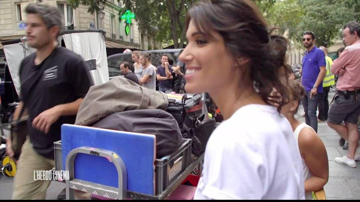 Laurie Cholewa L'Hebdo Cinéma Canal + le 24.09.2016